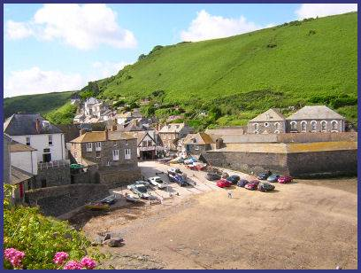 Cornwall Tour An Illustrated Guide To Cornwall Port Isaac