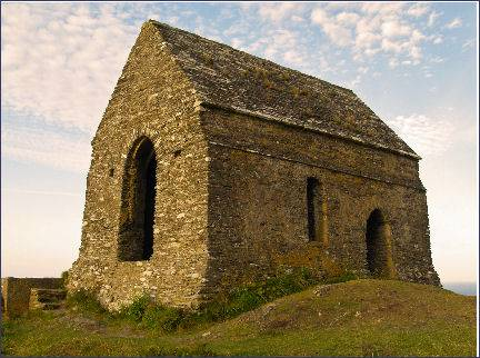 St. Michael's Chapel,  Rame Head