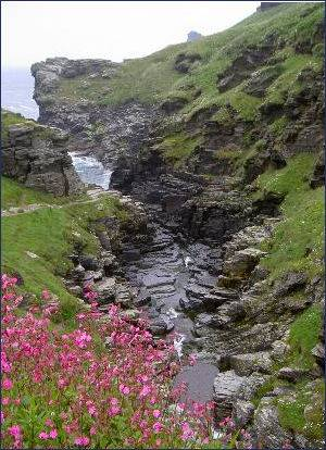 Rocky Valley, Tintagel